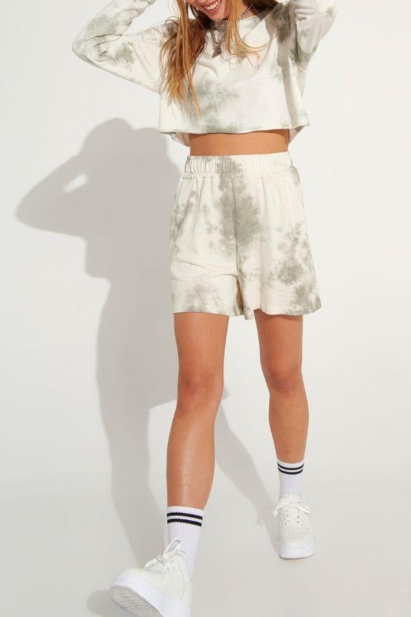 Mini φόρεμα με print Glamorous - Niki Kartsona The Stores