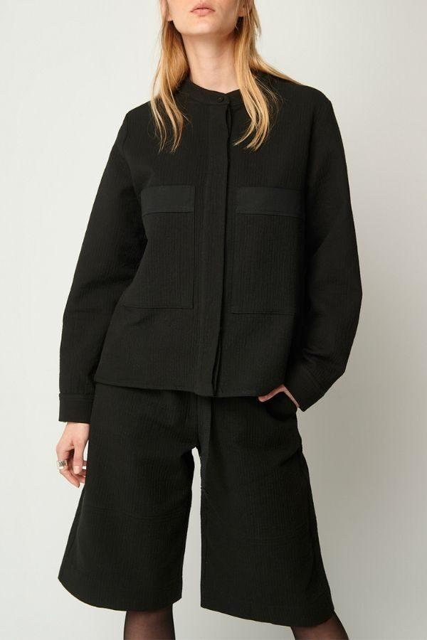 Black & Black jacket